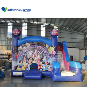 Commercial bounce house combos for sale inflated castle exquisite