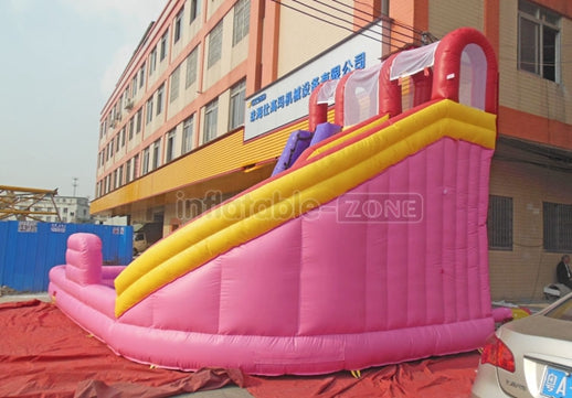 special inflatable slide,two-way inflatable slide,inflatable everest slide