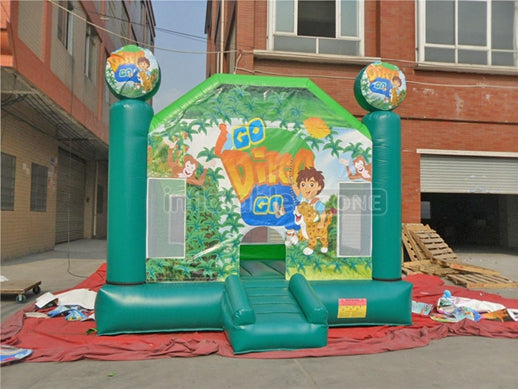 inflatable castle bouncer,inflatable outdoor castle,jumping inflatable castle
