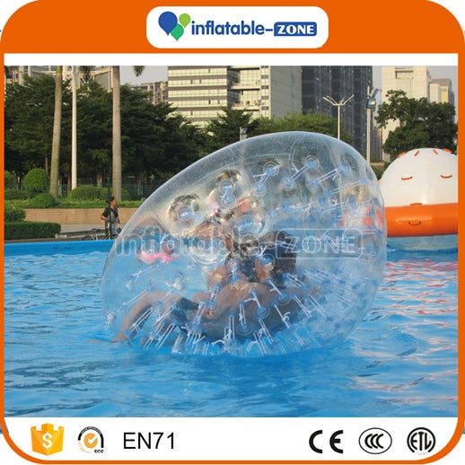 Inflatable water sports games made in China Inflatable Zone TM