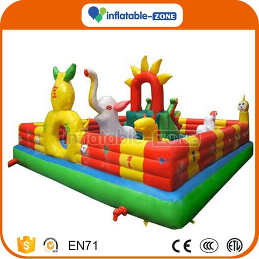 inflatable pool obstacle,small inflatable balloon,inflatable horse bouncer