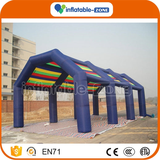 Good price inflatable outdoor tent inflatable tent for stage Inflatable Zone TM