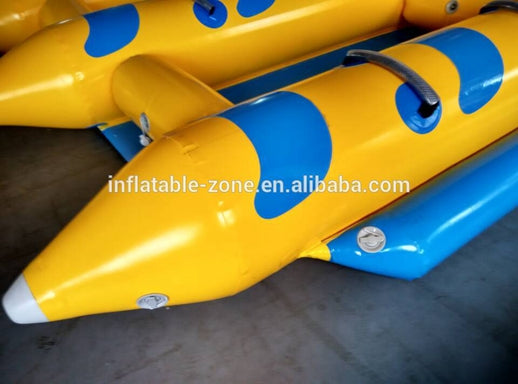 High quality inflatable banana boat fly fish, water game, inflatable flying banana boat Inflatable Zone TM