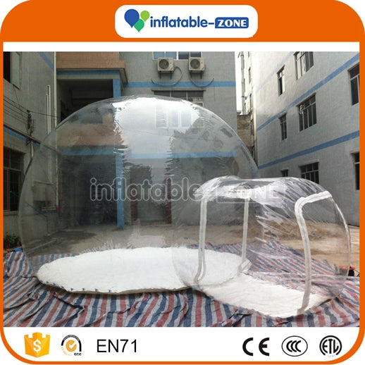 Clear Inflatable Lawn Tent Inflatable Transparent Tent Inflatable Bubble Tent Inflatable Zone TM