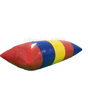 inflatable jumping,inflatable pillow for jumping,inflatable water pillow catapult
