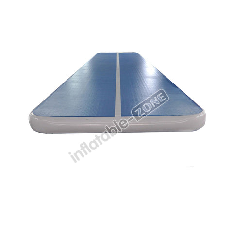 Like blue-white lane air track tumbling price for sale in factory