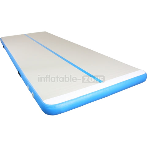 Comfortable home airtrack, gymnastics inflatable tumble track for party