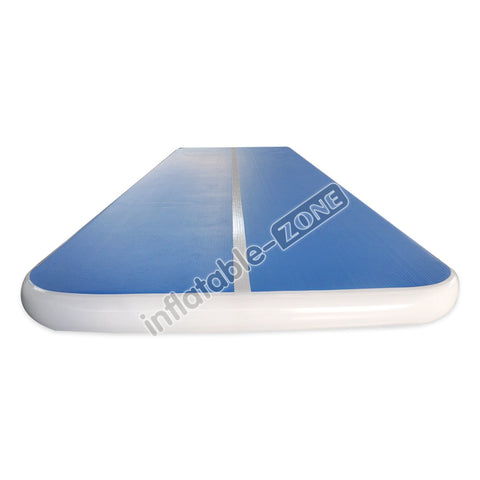 Sell blue-white lane airtrack slip in top quality for rentals