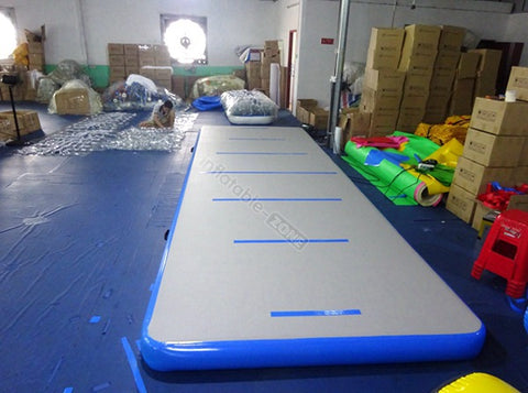 Free shipping, 6*1.85m inflatable air track mat,air track tumble track,gymnastics air track for sale