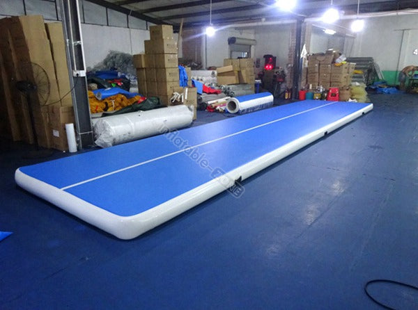 Free Shipping Durable Inflatable Air Track,Air Track and Trace with Free Pump for Sale