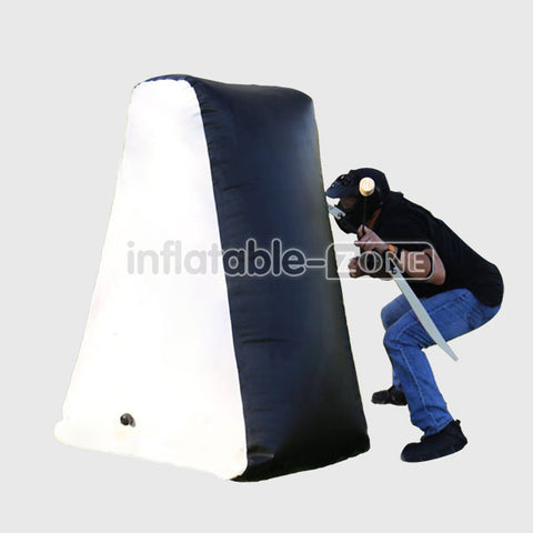 Free Shipping, Inflatable Zone 1.65*1.1*0.6m Inflatable Bunker Archery