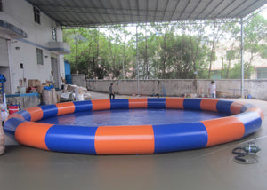 Brilliant quality happy inflatable pool with seats for rental