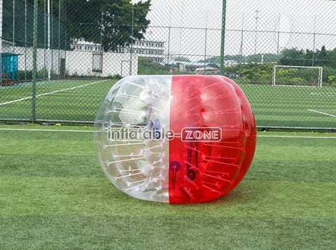 Great quality bubble soccer bubbles for rental here and now