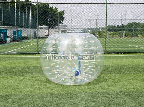Hign quality bubble soccer nyc for whole in factory