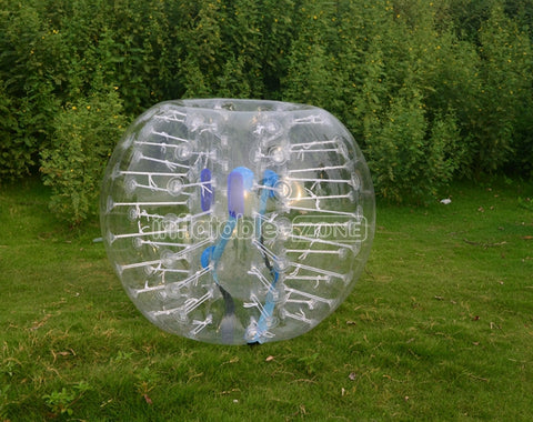 Free shipping,1.5m bumper balls for sale,bumper ball factory price-clear
