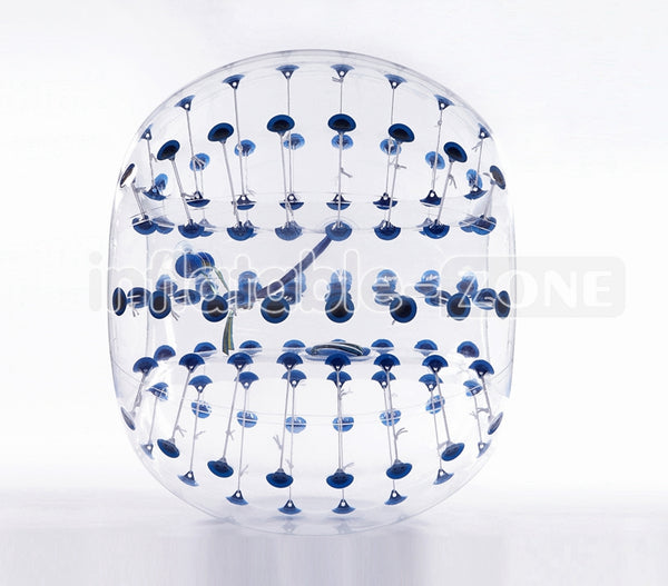 Free Shipping 1.5m bubble soccer charlotte,bubble football belfast bubble ball md-blue dot