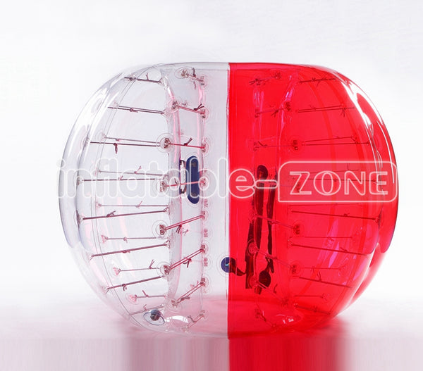 Free Shipping 1.5m at bubble soccer indoor bubble soccer,super bubble ball-half red