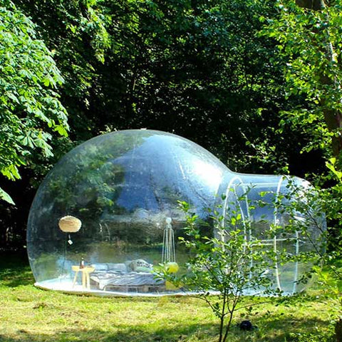 Free Shipping, Inflatable Outdoor Bubble Tent House Dome