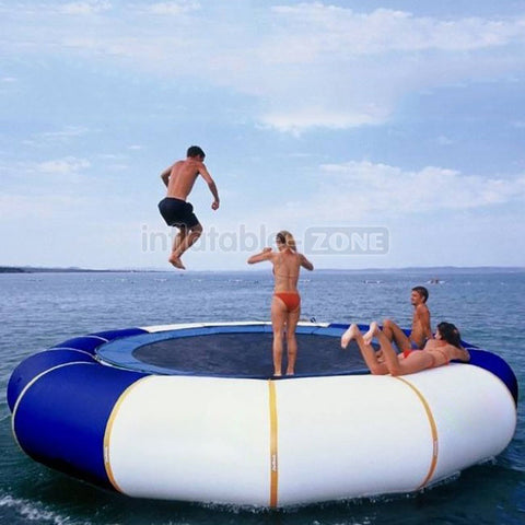 buy floating water trampoline