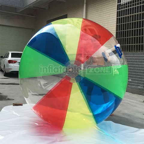Beautiful Color Inflatable Water Walking Ball For Party, Water Ball For sale