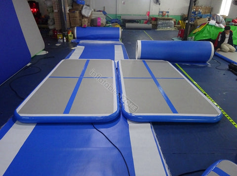 Air Incline Set inflatable air track for sale,cargo air tracking