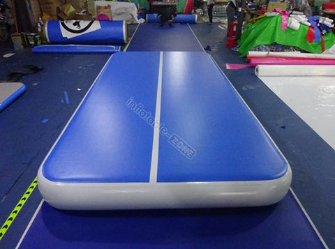 Free shipping, tumble track inflatable air mat for gymnastics,inflatable air tumble track