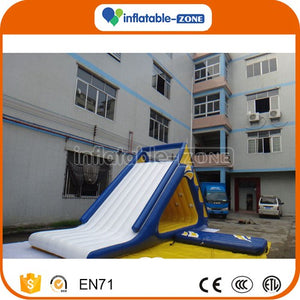 Inflatable Zone TM inflatable water slide,Popular water park equipment inflatable water slide with dolphin