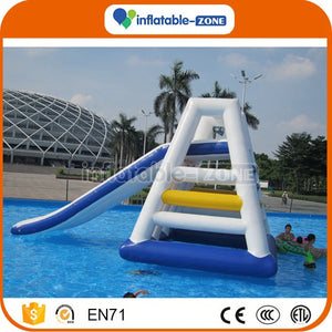 Inflatable Zone TM inflatable water slide,Popular amusement park equipment giant inflatable water slide for adult