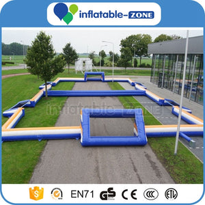 Inflatable Football Arena Court,indoor soccer arena,soccer ball field