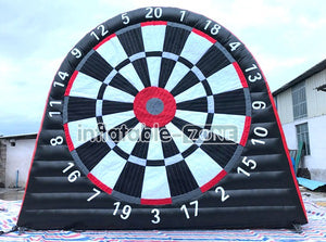Online buy soccer darts, inflatable football dart for sale in low price