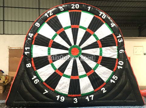 Online inflatable foot darts for rental in our factory