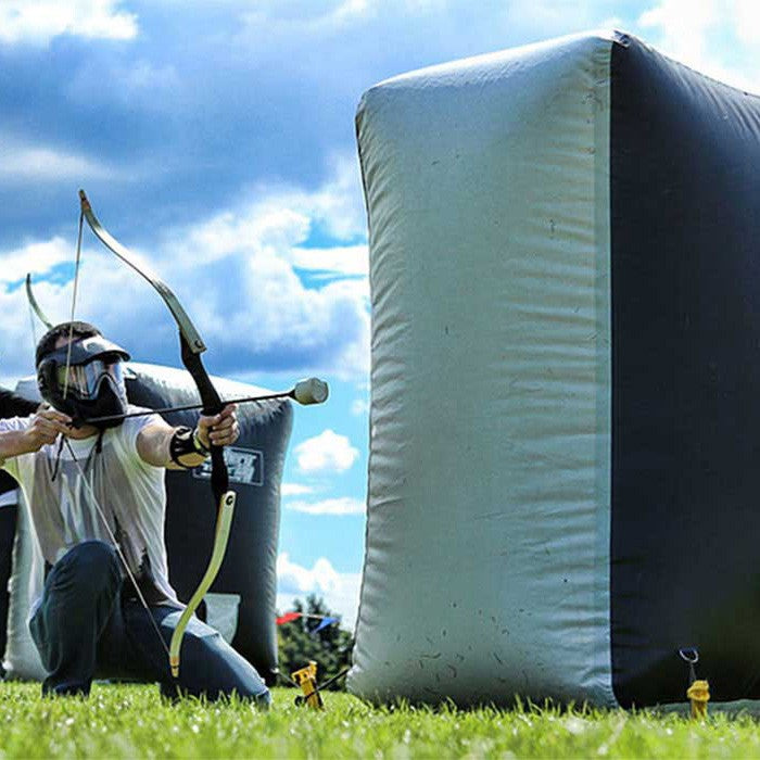 Free Shipping Inflatable Bunker Archery Game Package