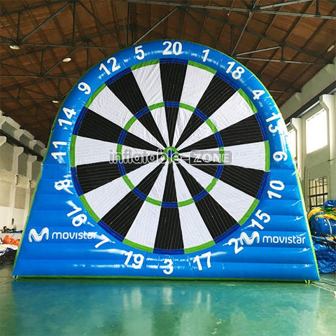 Free Shipping, Inflatable Soccer Darts, Soccer Flechette For Sale