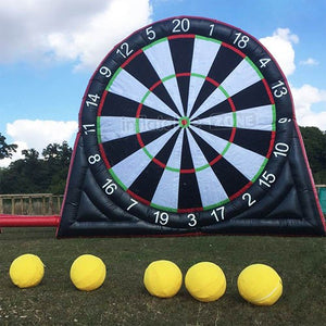 Free Shipping, Inflatable Foot Darts,Football Flechette For Sale