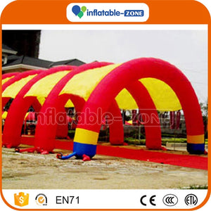 Advertising inflatable lawn tent for outdoor,inflatable tunnel tent,inflatable air dome tent for sale
