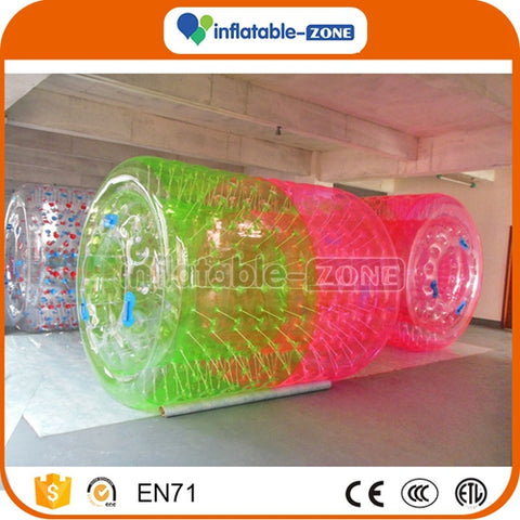 Free shipping water roller, inflatable water roller, inflatable human water bubble ball for sale,water barrel for sale