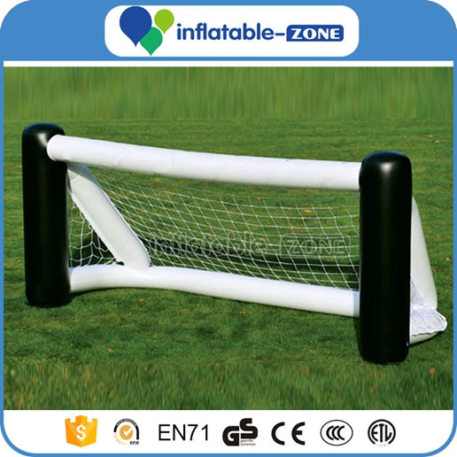 Inflatable soccer kick interactive game,inflatable football goal