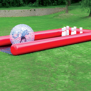 Free Shipping,Human Bowling Ball Game,Fun Zorb Ball Bowling Games For Sale