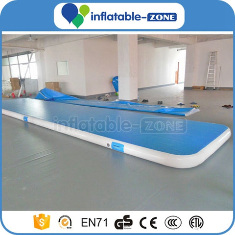 Top quality 8*2m air track mat tumble air track inflatable air track air track tumbling air track gymnastics for sale