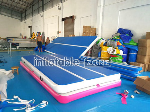 High quality 4*2m inflatable tumble track for sale here and now