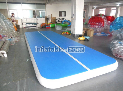 Buy air track tumble track on sale in factory here and now