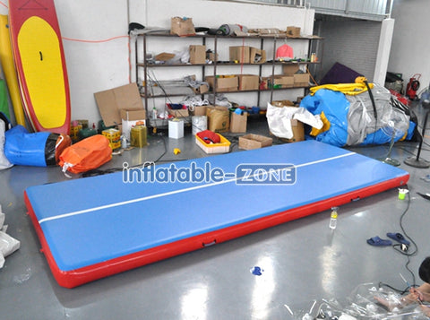 Inflatable tumble track air tracks for sale