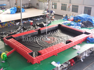 Fantastic quality inflatable pool table for sale in low price