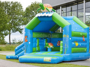 Use inflatable zone inflatable bouncer, inflatable bouncers