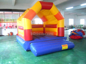 Excellent quality inflatable moon bounce here