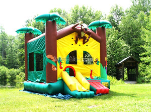 Good quality air bouncer inflatable for rent in low price right now
