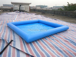 Rent inflatable pool slide for sale in low price