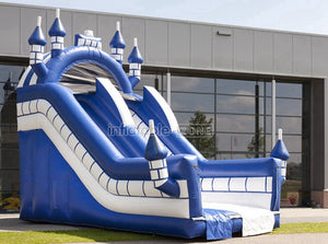 Multiplay-castle-slid amazing inflatable slide for kids