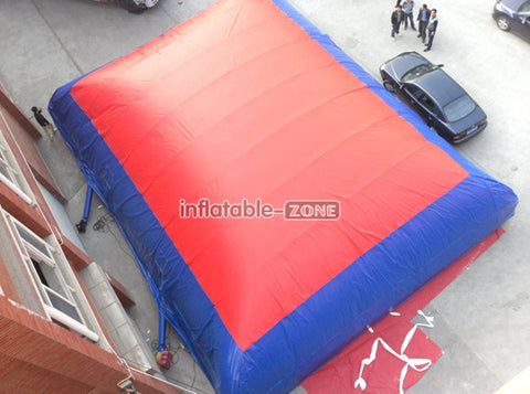 Online inflatable stunt mat for rental in our factory