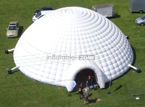Beautiful tent with inflatable frame for sale in low price